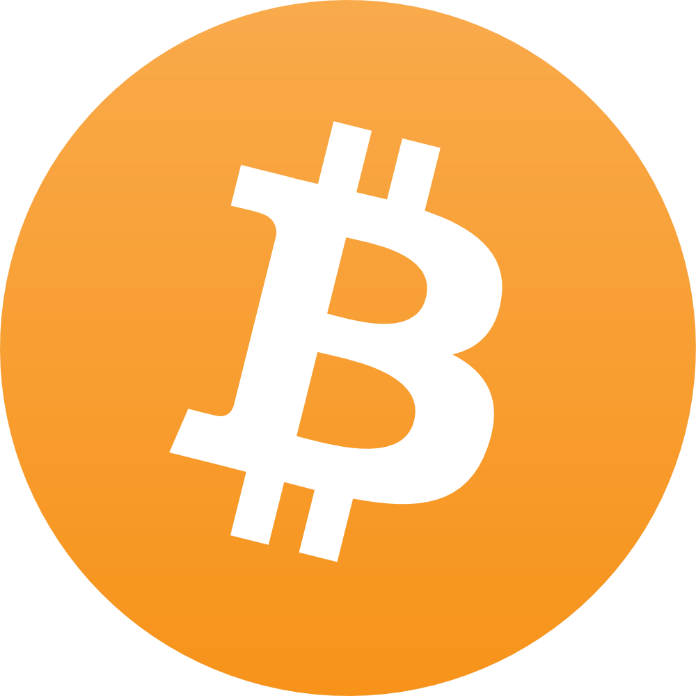Bitcoin logo plain
