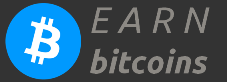 Earn Bitcoins Logo